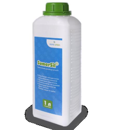 Sumersil - эффективное средство от грибка на ногах и в помещении. Суперконцентрат органического серебра